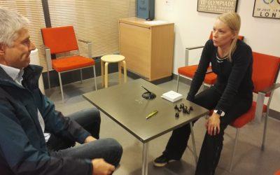 Veli-Matti Kelonevan kovat pohjat työmatkapyöräilyllä