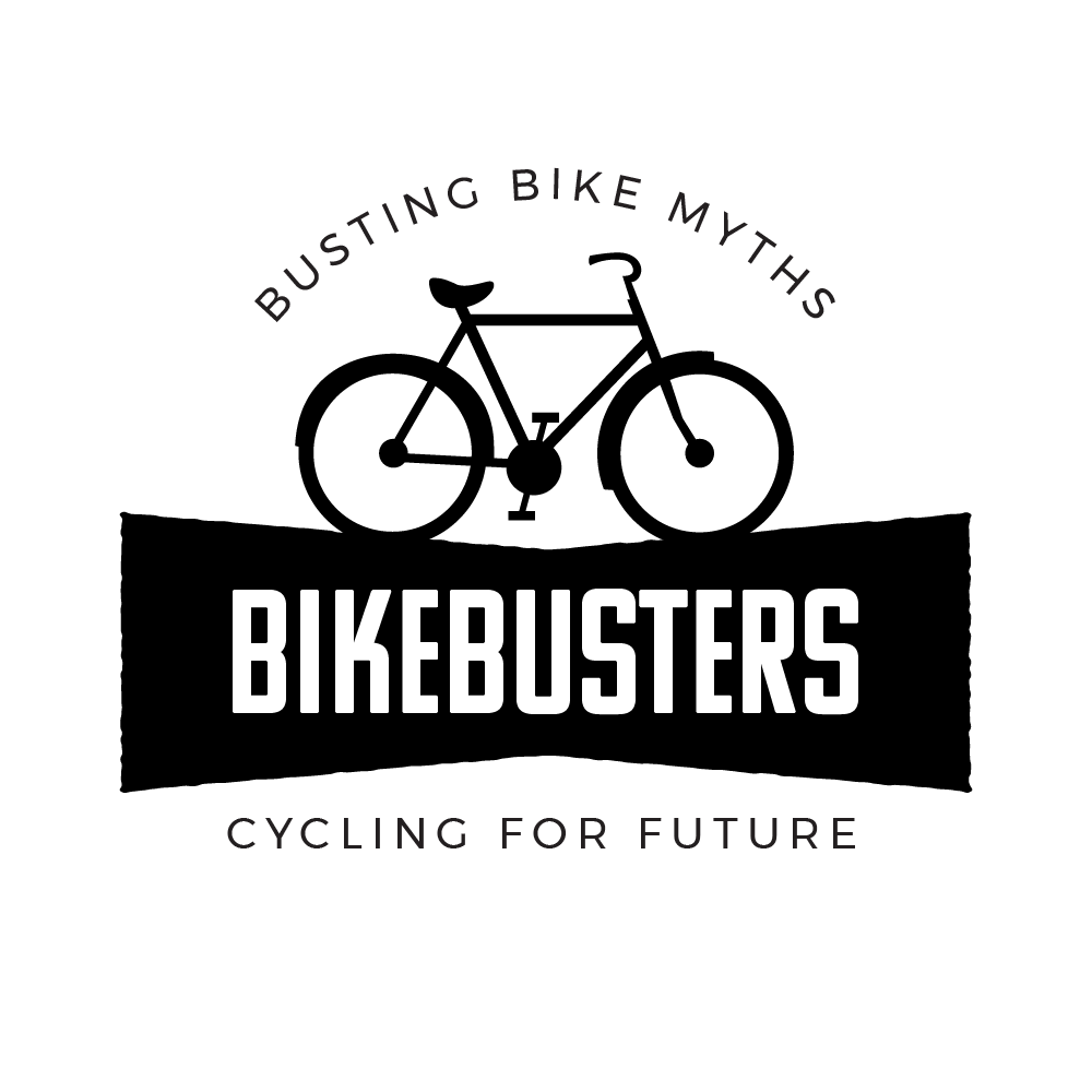 BikeBusters on Winter Cycling Federationin ympärivuotisen pyöräilyn edistämiskampanja