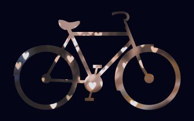 Valoa pimeille pyöräilijöille